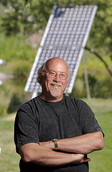 John Schaeffer founder of Real Goods-Real Goods Solar-Living Solar Institute