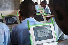 OneLaptopPerChildatKaguguPrimarySchoolKigaliRwanda19Sept2009
