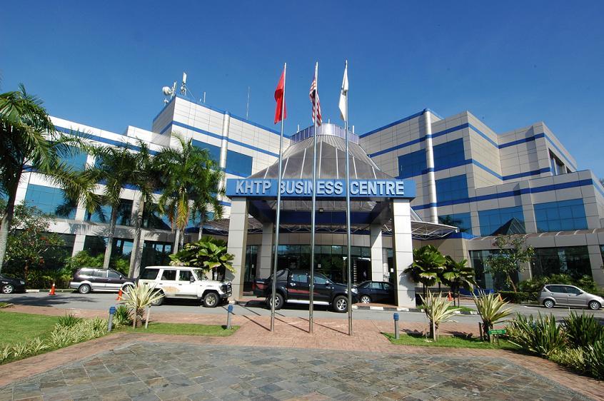 Kulim Hi-Tech Park Business Center of Malaysia