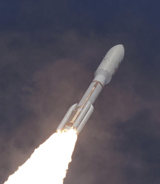 Atlas V carrying NASA's MSL launched from Cape Canaveral Air Force Station