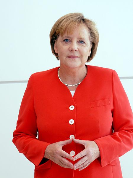 angela merkel german chancellor wikipedia