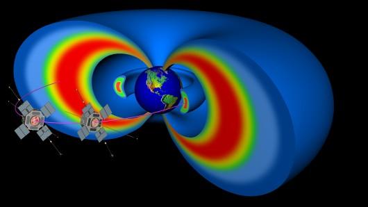 rbsp-solar-probe study van allen radiation belt