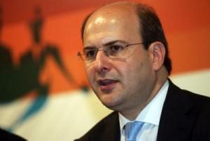 Kostis Hatzidakis, Greek  Minister of Development, Competitiveness, Infrastructure, Transport and Networks