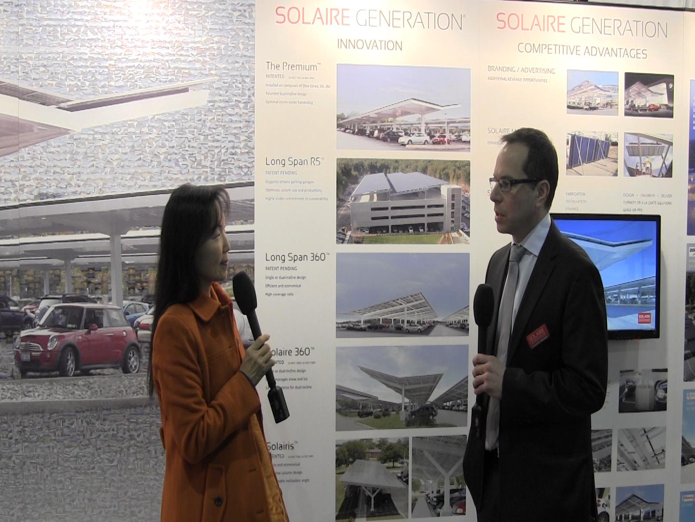 Solaire Generation Solar Carport 2