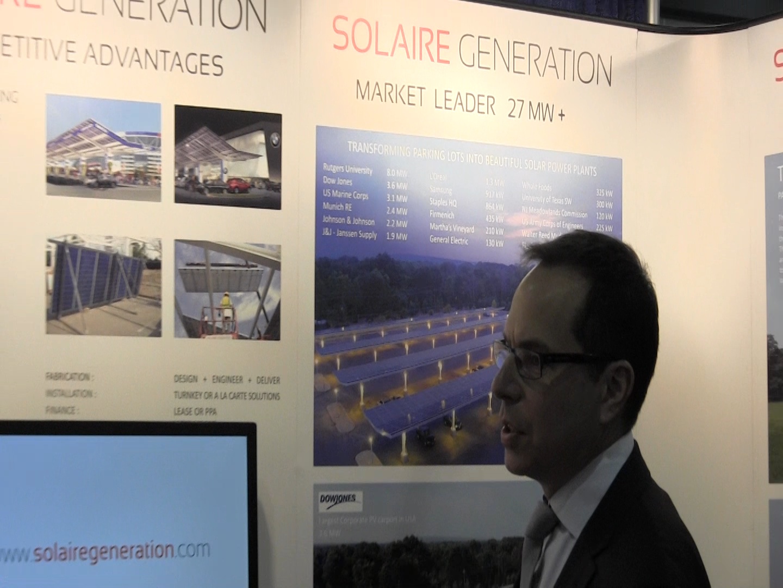 Solaire Generation Solar Carport 4