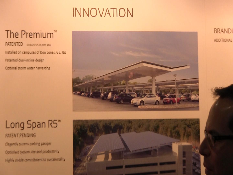 Solaire Generation solar carport 1