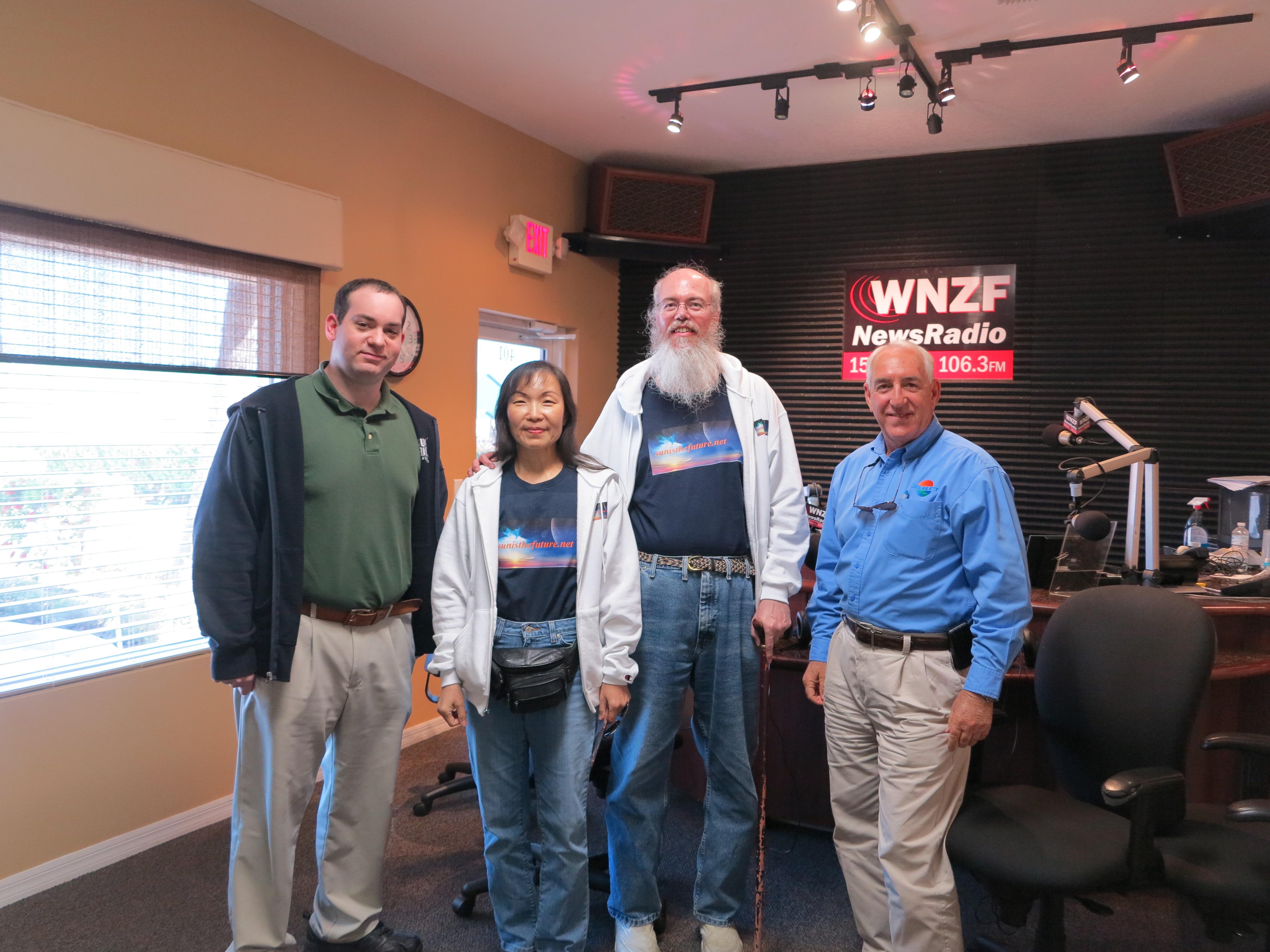 Bill Gallagher WNZF NewsRadio Sat 1030-1100