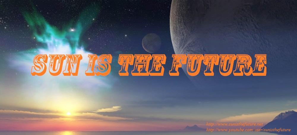 Sunisthefuture logosportswear design G (Sun Is The Future  logo in Rosewood horizontal)