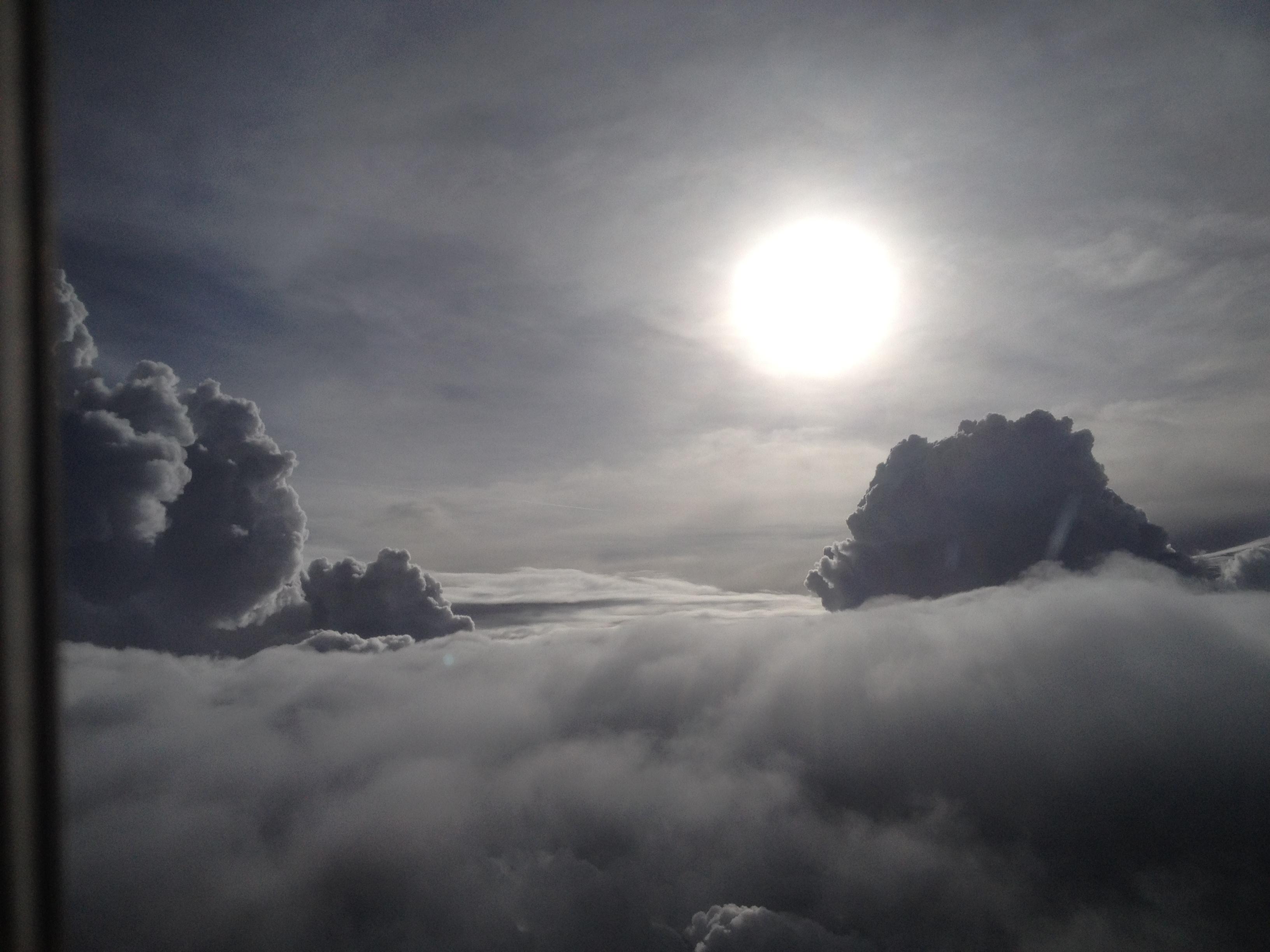 Fantasy Sun & Cloud (photographed by sunisthefuture-Susan Sun Nunamaker)