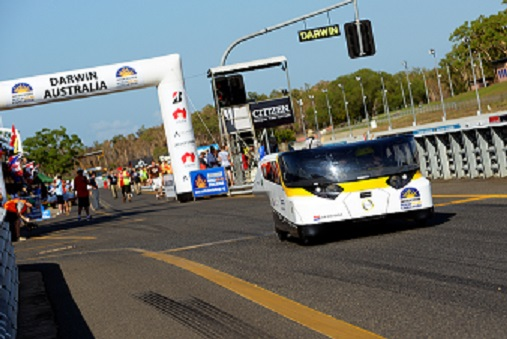 Solar Team Eindhoven - qualification