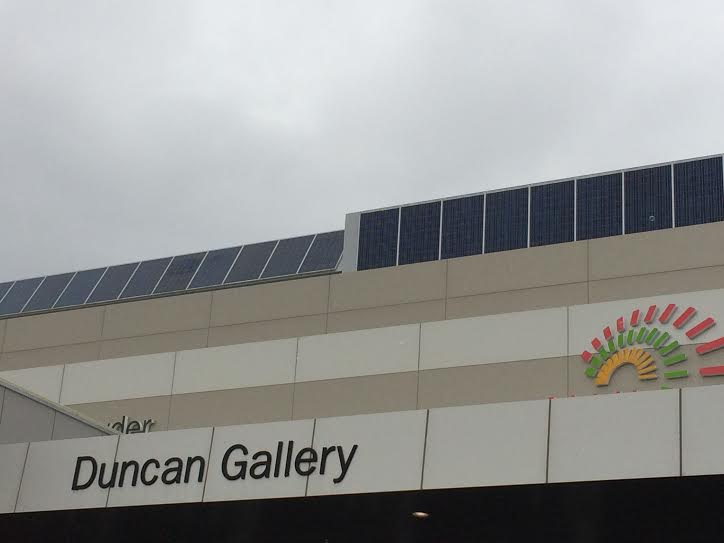 Adelaide Showground Solar Panels at Duncan Gallery2