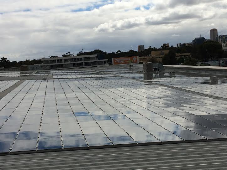 Adelaide Showground Solar Panels36