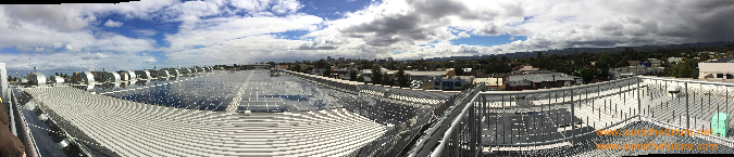 Adelaide Showgrounds Solar Panels Panoramic1final