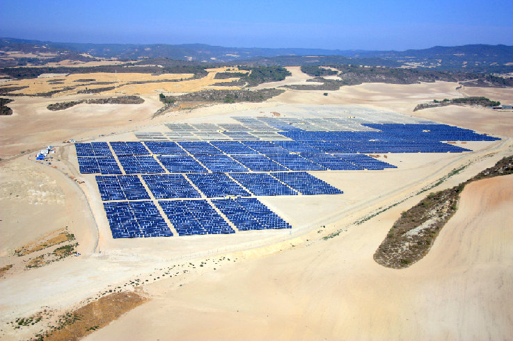 Grupo Clavijo 1 Axis Solar Tracker Installation Spain final