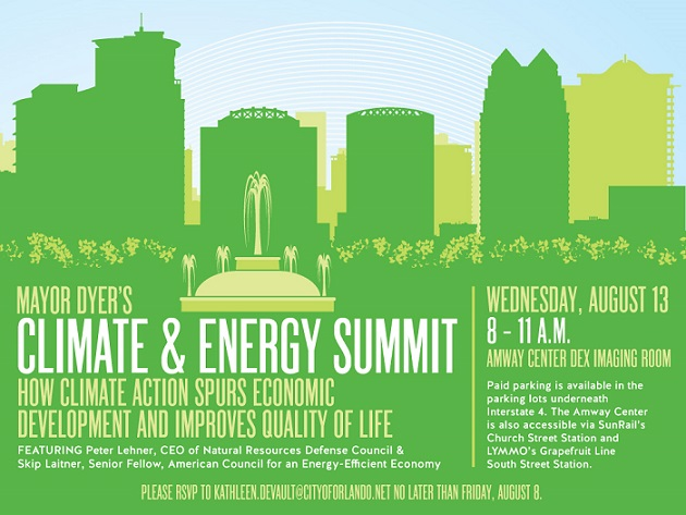 Mayor Dyer's Climate and Energy Summit 2014 final