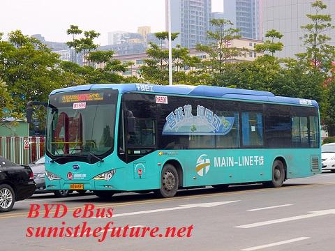 BYD eBus (CC-attribution  写意人生  )深圳公交M375路K9