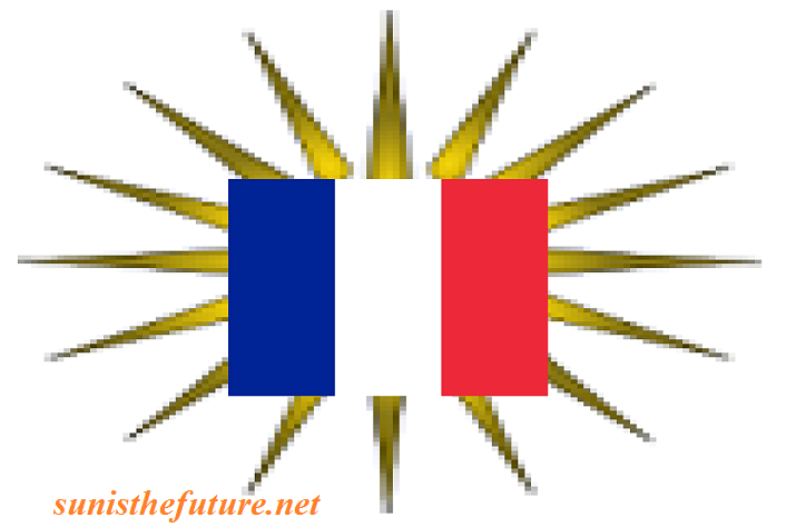 France is in favor of the Solar and Green Future (credit: sunisthefuture-Susan Sun Nunamaker)