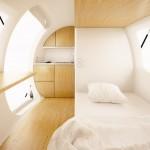 Ecocapsule interior (credit: Ecocapsule of Nice Architects)