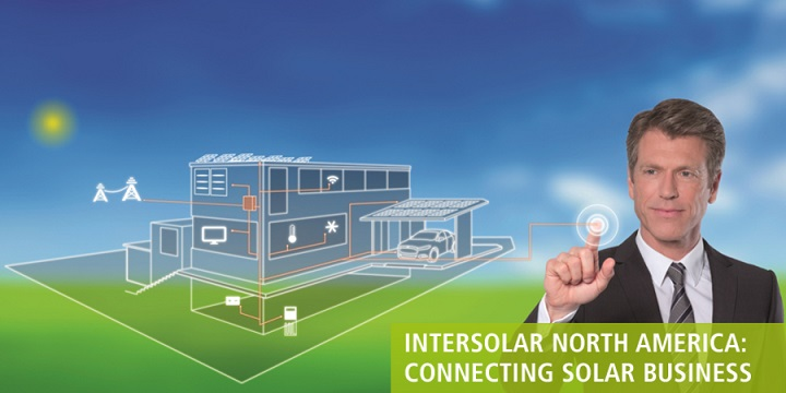 Intersolar North America 2015 (Exhibition: July 14-16, 2015, Conference: July 13-15, 2015, https://www.intersolar.us/en/home.html)