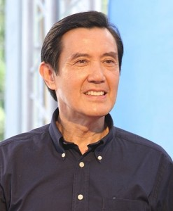 The 12th/13th President of Taiwan or R.O.C. (Republic of China), Yingjeou Ma.(credit: jamiweb)