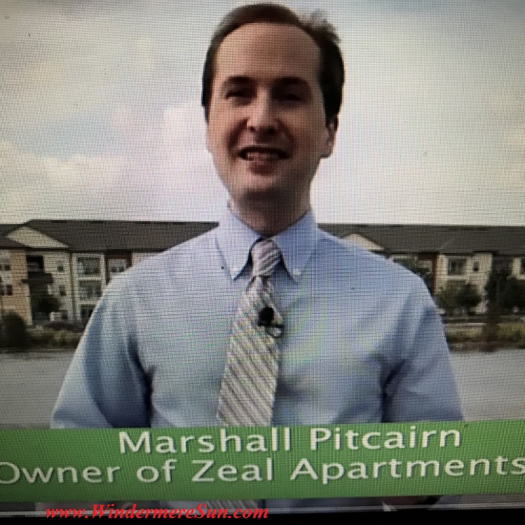 Marshall Pitcairn, Owner of ZEAL Apartment