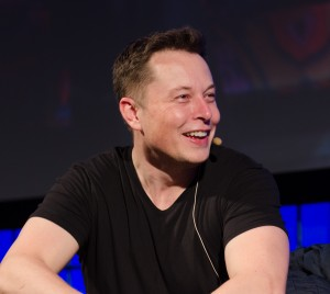 Elon Musk (Flickr: Elon Musk-The Summit 2013, CC Attrib-Heisenberg Media)