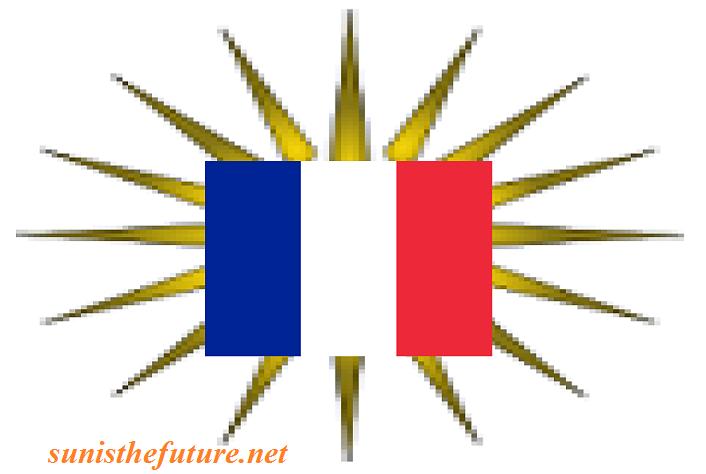 France is in favor of the Solar and Green Future (credit: sunisthefuture-Susan Sun Nunamaker)