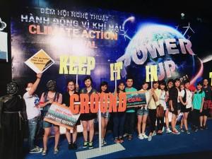 Climate March Nov 2015-Ho Chi Minh City Vietnam2 (credit: 350.org)